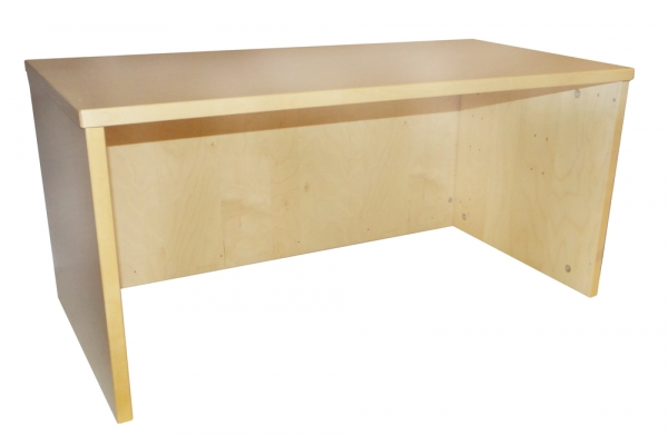 ikea effektiv aufsatz niedrig in birke. Black Bedroom Furniture Sets. Home Design Ideas