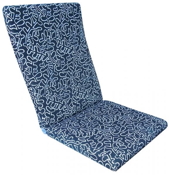 ikea po ng polster f r sessel in esl v schwarz wei ebay. Black Bedroom Furniture Sets. Home Design Ideas