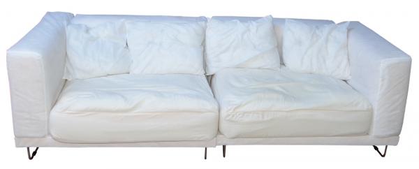 ikea tyl sand 3er sofa ohne bezug ebay. Black Bedroom Furniture Sets. Home Design Ideas