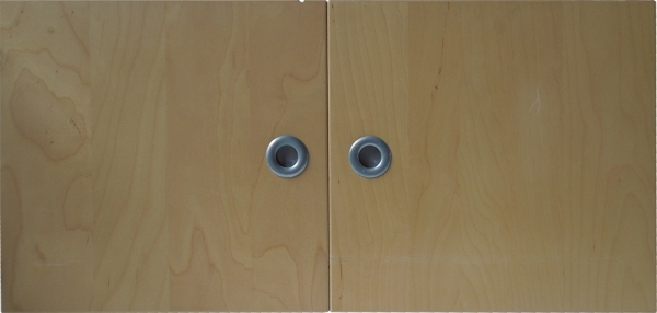 ikea effektiv 3x schubladenfronten 40x38cm in dunkelblau. Black Bedroom Furniture Sets. Home Design Ideas