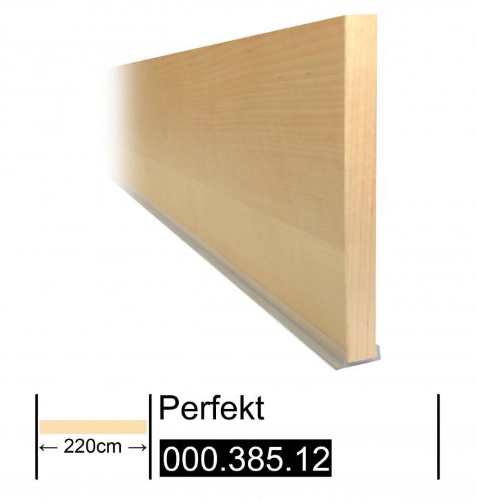 IKEA Perfekt Sockelleiste 220x16cm in birke 000.385.12