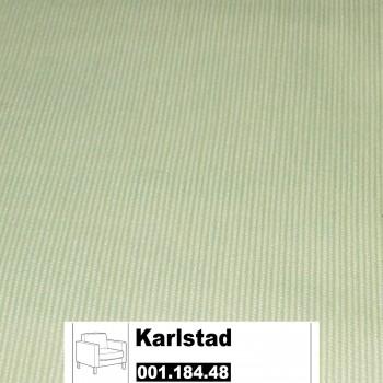 IKEA Karlstad Bezug für Sessel (Groß) in Sivik gelb 001.184.48