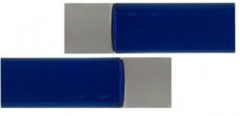 IKEA BEGRIPLIG Endstücke für Gardinenstangen 16-19mm blau, transparent, Acryl