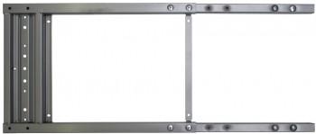 IKEA Galant Rahmenverlängerung für Ansatzplatten 100.568.88