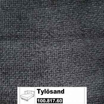 IKEA Tylösand Bezug für die Recamiere links in Rephult dunkelbraun 100.817.60