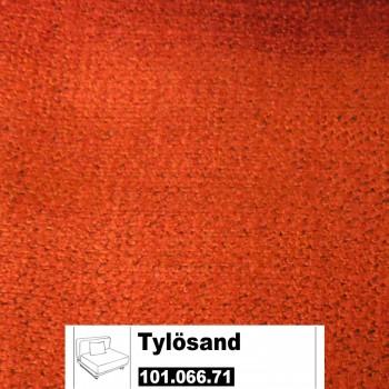 IKEA Tylösand Bezug für das 1er Sitzelement in Everöd orange 101.066.71