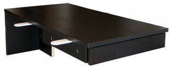 IKEA VAXHOLM Zwischentisch in schwarzbraun 101.506.97