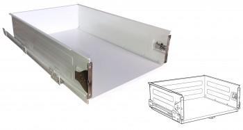 IKEA FÖRVARA Schublade 40x60cm hoch weiß für METOD Küchen 102.153.02