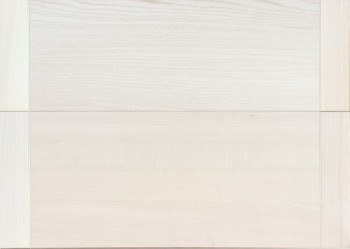 IKEA ASKOME 2er Schubladenfronten 80x57cm Massive Esche 201.013.81