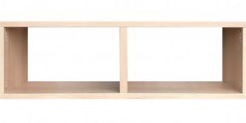 IKEA Bestå Korpus 120x40x38cm Buchenachbildung ohne Rückwand 201.021.49