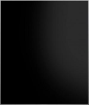 IKEA Rubrik Vitrinentür Küchenfront 60x70cm schwarz  201.449.84