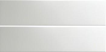 IKEA GRYTNÄS Schubladenfronten 2er 40x10cm in weiß 202.060.19