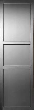 IKEA LAXARBY Tür Küchenfront 60x200cm Massive Birke in schwarzbraun 202.124.35