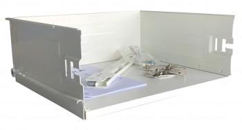 IKEA FÖRVARA Schublade 40x37cm hoch weiß für METOD Küchen 202.152.93