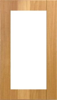 IKEA NORJE Vitrinentür Küchenfront 40x70cm Massive Eiche 202.202.18