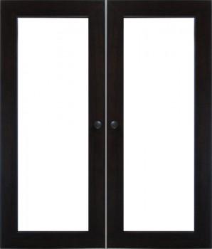 IKEA Borgsjö Türen 37x86cm schwarzbraun 202.209.54