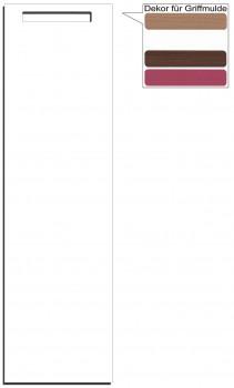 IKEA Märsta Tür Küchenfront 40x140cm weiß Griffmulde 202.977.12