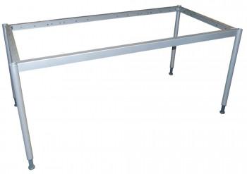 IKEA Effektiv Tischgestell 120x80cm grau