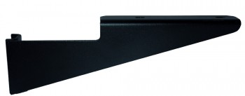 IKEA Effektiv - T Adapter für Ansatzplatte schwarz (alte Serie)