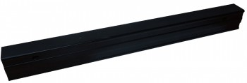 IKEA Effektiv - T Traverse 64cm  schwarz (alte Serie)
