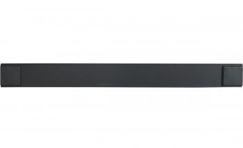 IKEA Galant Zierleiste inkl Stopfen für Tischrahmen anthrazit dunkelgrau
