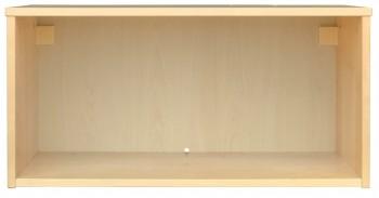 IKEA Effektiv Wandschrank niedrig in birke 300.501.40 (30050140)