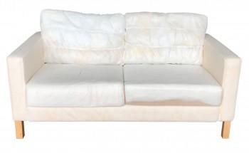 IKEA KARLSTAD 2er Sofagestell OHNE Bezug 301.181.35
