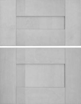 IKEA ÄDEL Schubladenfront in Birke hell 40x57cm 301.395.38