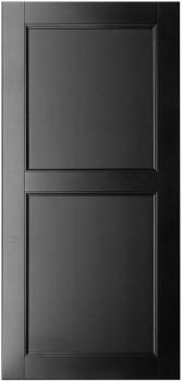 IKEA RAMSJÖ Tür Küchenfront 60x125cm Massive Buche in schwarzbraun 301.532.99