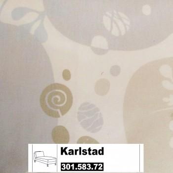 IKEA Karlstad Bezug für Freistehende Recamiere in Grönvik bunt 301.583.72
