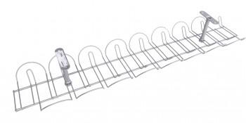 IKEA Signum Kabelkanal für Galant und Effektiv Tische silber 70x15cm 302.002.53