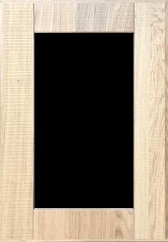 IKEA HYTTAN Vitrinentür Küchenfront 40x60cm Massive Eiche 302.211.04