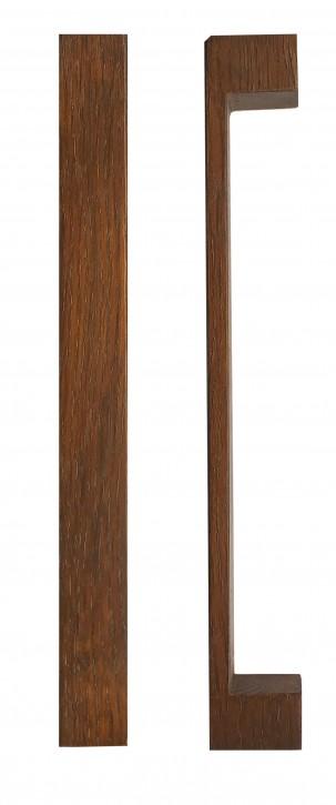IKEA Takta Griffe 1 Paar Holz dunkelbraun 24cm Möbelgriff 401.181.30