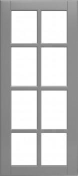 IKEA LIDINGÖ Vitrinentür Küchenfront 40x92cm grau 402.206.70