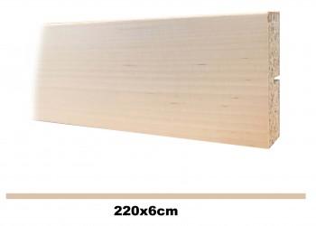 IKEA HAGANÄS Dekorleiste 220cm Birkenfurnier 402.692.23