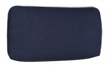 IKEA Ektorp Tullsta Kissen 24x42cm in Idemo dunkel blau