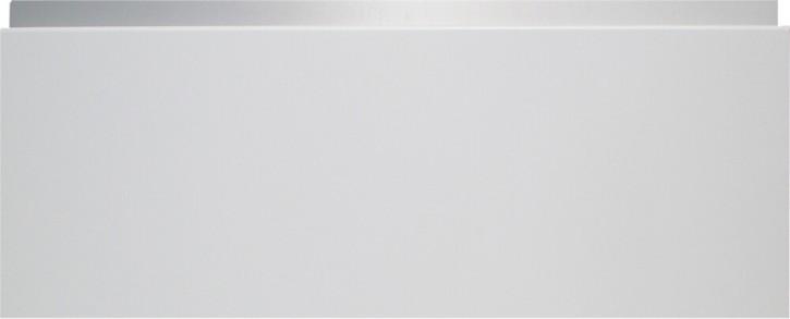 IKEA ÅRSTA Schubladenfront 80x31cm in weiß Alu
