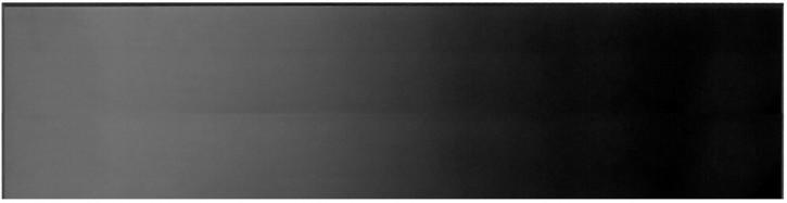 IKEA RAMSJÖ Schubladenfront 60x18cm Massive Buche in schwarzbraun