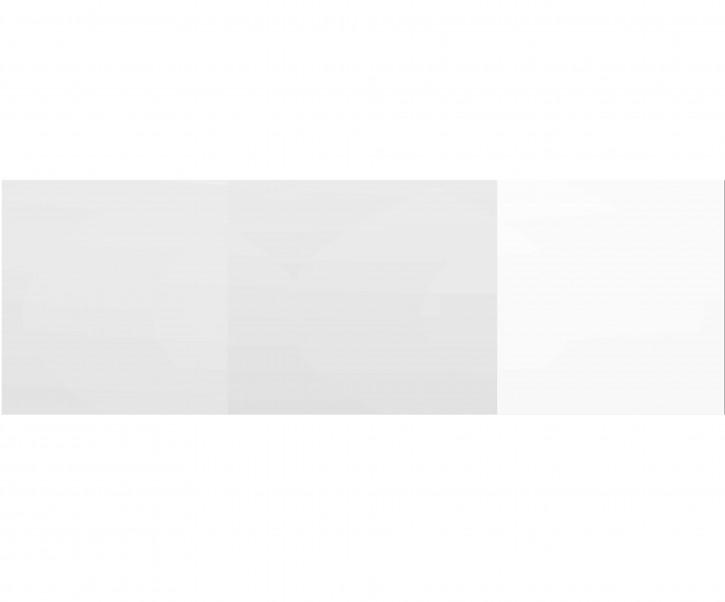 IKEA ABSTRAKT Schubladenfront Küchenfront 40x18cm Hochglanz weiß