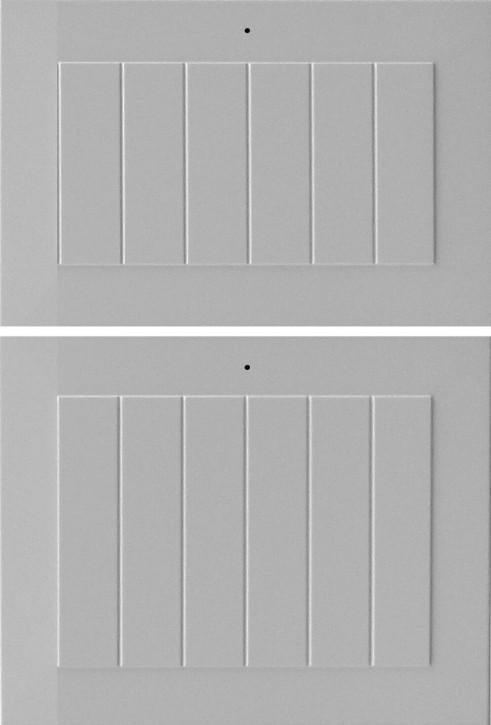 IKEA STÄT Schubladenfront Küchenfront 40x57cm weiß 446.326.10