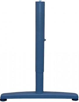IKEA Galant T-Bein dunkelgrau anthrazit 60-82cm 500.744.56