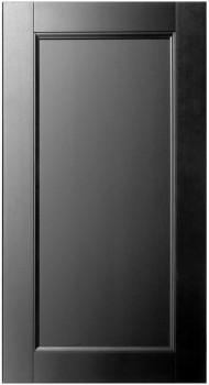 IKEA RAMSJÖ Tür Küchenfront 50x92cm Massive Buche in schwarzbraun 501.532.98