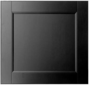 IKEA RAMSJÖ Tür Küchenfront 60x57cm Massive Buche in schwarzbraun 501.533.02
