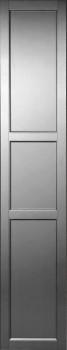 IKEA LAXARBY Tür Küchenfront 40x200cm Massive Birke in schwarzbraun 502.057.54