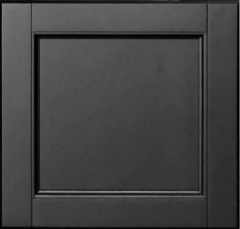 IKEA LAXARBY Schubladenfront Küchenfront 40x40cm Massive Birke in schwarzbraun 102.057.65