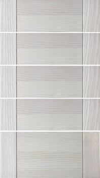 IKEA ASKOME Schubladenfronten 40x70cm Massive Esche 601.014.02