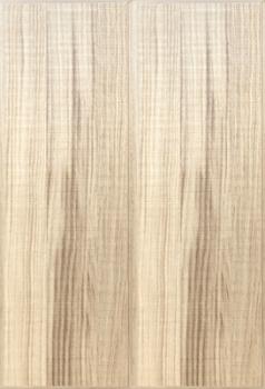IKEA HYTTAN Tür Küchenfront für ein Eckunterschrank 25x80cm Massive Eiche 602.210.89