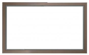 IKEA Komplement Glaseinlegeboden Eicheneffekt weiß lasiert 602.576.48