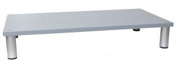 IKEA Effektiv Sockel in grau auf Alu Füßen 84cm 700.718.95 (70071895)