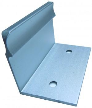 IKEA Tür Griff (1 Stück) GRIP in silber/Aluminium 700.919.78